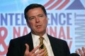 US FBI Director James Comey. Photo: Reuters