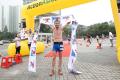 Vlad Ixel after winning the Lantau 2 Peaks. Photos: SCMP Pictures