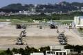 The US Futenma Marines air base in Ginowan on Okinawa, Japan. Photo: Reuters