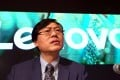 Yang Yuanqing, Lenovo chairman and chief executive, plans to take advantage of industry consolidation. Photo: Nora Tam