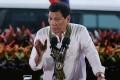 Filipino President Rodrigo Duterte. Photo: EPA