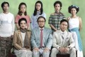 The cast of A Floating Family, a trilogy commissioned by the festival about one Hong Kong family's experiences of the past two decades. Photo: WorkHouse