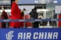 Air travel has proven increasing popular with consumers during the annual Golden Week holiday. Photo: Reuters