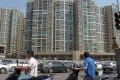 Chinese property developers faired badly in Friday trading. Photo: Reuters