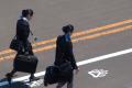 Flight attendants. Photo: Flickr/MIKI Yoshihito