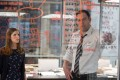 Ben Affleck and Anna Kendrick in a scene from The Accountant (category IIB), directed by Gavin O'Connor.