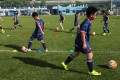 Children play football at the Kitchee sports centre in Sha Tin on October 4. The HK$84 million training centre is barely a year old. Photo: David Wong