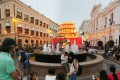 The central government has made no secret of its desire for Macau to diversify its economic offering beyond the gaming industry, and to take a place in the middle of China's dealings with other Portuguese-speaking places. Photo: Dickson Lee