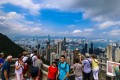 A study by international property group Grosvenor Asia found 59 per cent of Hongkongers thought the city provided a good quality of life. Photo: K.Y.Cheng