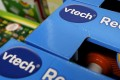 VTech's products on display at a toy store in Hong Kong. Photo: Reuters