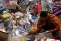 It is not known why so much food was thrown out by the warehouse in Wuhan. Photo: SCMP Pictures