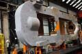 Sheffield Forgemasters International manufactures huge castings.