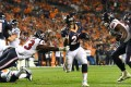 Denver Broncos running back CJ Anderson carries the ball for a touchdown. Photo: USA Today Sport