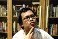 Author Eka Kurniawan has been compared to literary heavyweights Gabriel Garcia Marquez and Haruki Marukami, and is the first Indonesian nominated for a Man Book International Prize. Photo: AFP