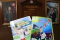 The aim of the book is to teach children about the Legislative Council. Photo: Felix Wong