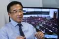 Liberal Party honorary chairman James Tien Pei-chun in July. Photo: Jonathan Wong