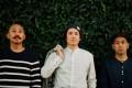 Far East Movement are (from left) James 'Prohgress' Roh, Kev 'Kev Nish' Nishimura and Virman 'DJ Virman' Coquia.