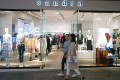 A Sandro store in Beijing.Most new high-income earners were predicted to emerge in interior provincial capitals, according to the Economist Intelligence Unit. Photo: AFP
