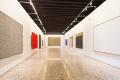 "An installation view of ""Dansaekhwa"" exhibit at the Palazzo Contarini-Polignac in Venice, Italy in 2015. Photo: Kukje Gallery"