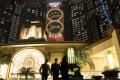 Crown also developed Studio City in Macau. Photo: Bloomberg