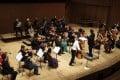 Edgar Meyer with the City Chamber Orchestra of Hong Kong at Hong Kong City Hall Concert Hall.
