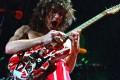 Eddie Van Halen and his 'Frankenstrat'.