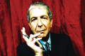 The Canadian poet and musician Leonard Cohen, who has died at the age of 82.