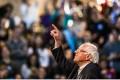 Senator Bernie Sanders may have his sights set on a 2020 election run. Photo: AP