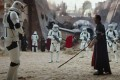 Hong Kong action star Donnie Yen Ji-dan in a scene from Rogue One: A Star Wars Story