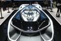 Faraday Future's concept car. Photo: Simon Song