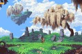 A still from the game Owlboy.