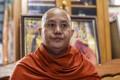 Ashin Wirathu, a high-profile leader of the Myanmar Buddhist organisation known as Ma Ba Tha. Photo: AP