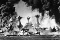 The Pearl Harbour attack.