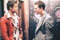 Fight Club starring Brad Pitt (left) and Edward Norton.