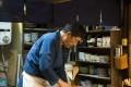 Kaoru Kobayashi as the benevolent Master in Midnight Diner 2 (category I; Japanese), directed by Joji Matsuoka.
