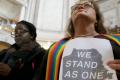 San Francisco reaffirms its commitment to being a sanctuary city. Photo: Jeff Chiu/AP Photo