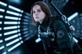 Felicity Jones in Rogue One: A Star Wars Story. Photo: Jonathan Olley, Lucasfilm-Walt Disney Studios Motion Pictures
