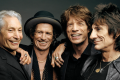 The Rolling Stones in 2016: Charlie Watts, Keith Richards, Mick Jagger and Ronnie Wood.