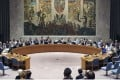 The United Nations Security Council meets in New York on November 30 to discuss a new resolution in response to North Korea's fifth nuclear test in early September. Photo: EPA