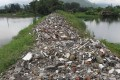 Illegal dumping a serious problem in rural areas of Hong Kong. Photo: Felix Wong