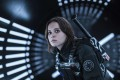 Felicity Jones as Jyn Erso in a still from Rogue One: A Star Wars Story. Photo: AP