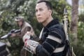 Donnie Yen as Chirrut Imwe in Rogue One: A Star Wars Story. Photo: Jonathan Olley
