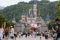 Visitors to Hong Kong Disneyland will pay more for admission to the theme park. Photo: Felix Wong