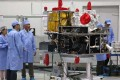 Testing on the quantum satellite has finished.