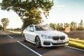BMW 7 Series showcase is arguably the smartest bossmobile in town. Photo: Handout