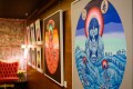 Many artworks are on display at J Plus Hotel, setting the scene for an 'art-inspired staycation'.