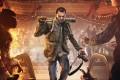 Hero Frank West in Dead Rising 4.