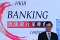 Norman Chan Tak-Lam, Chief Executive of the Hong Kong Monetary Authority. Photo: Edward Wong
