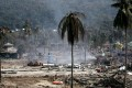The aftermath of the tsunami in Thailand's Phi Phi island on January 3, 2005. File photo: Reuters