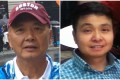 Lam Chun-sek (left) was believed to be one of two hikers missing with Roy Lee Tin-hou in Vancouver. Photo: Handout